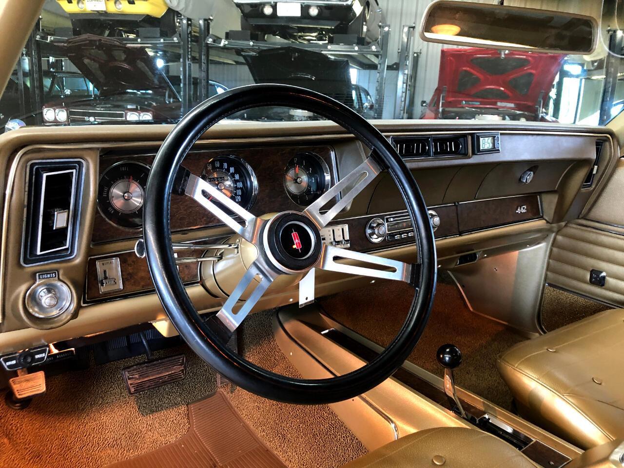 1970 Oldsmobile 442 (CC-1365747) for sale in North Canton, Ohio