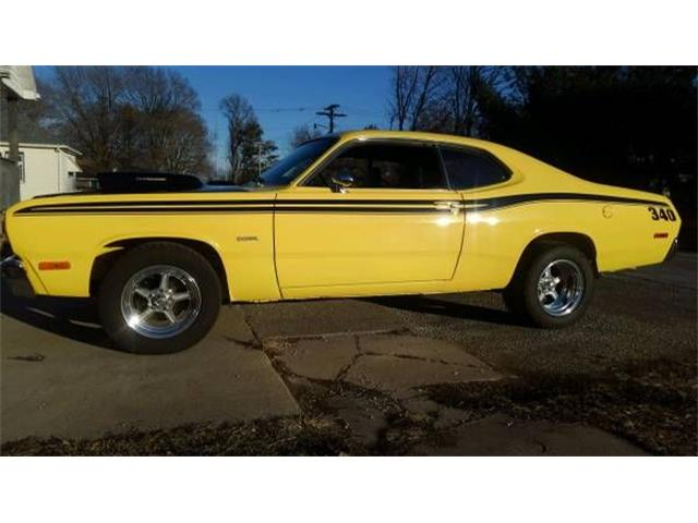 1973 Plymouth Duster (CC-1365763) for sale in Cadillac, Michigan