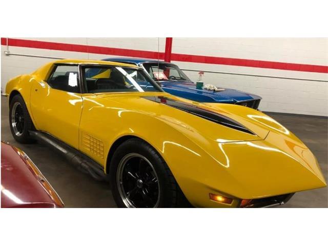 1972 Chevrolet Corvette (CC-1365768) for sale in Cadillac, Michigan