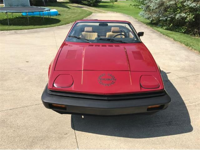1979 Triumph TR7 (CC-1365773) for sale in Cadillac, Michigan