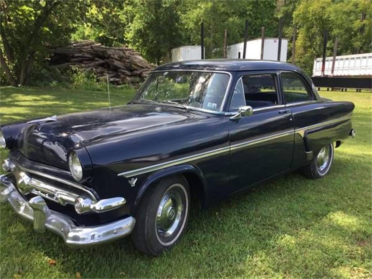1954 Ford Sedan (CC-1365774) for sale in Cadillac, Michigan