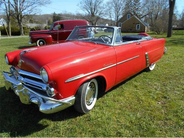 1952 Ford Customline (CC-1365775) for sale in Cadillac, Michigan