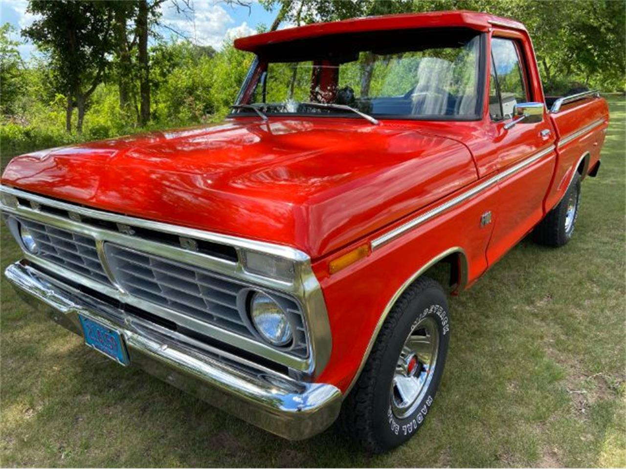 1974 Ford F100 (CC-1365779) for sale in Cadillac, Michigan