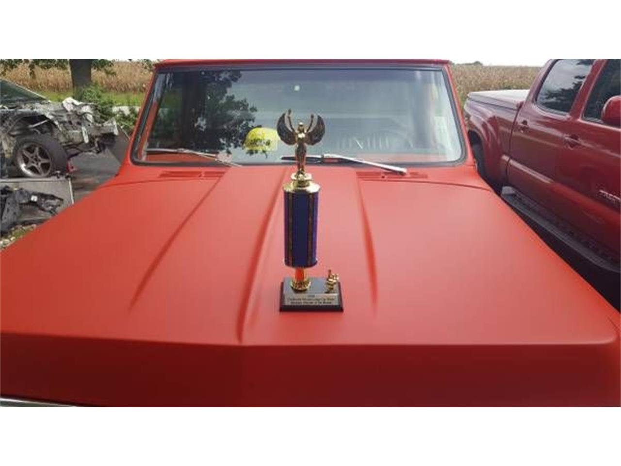 1972 Chevrolet C10 (CC-1365782) for sale in Cadillac, Michigan