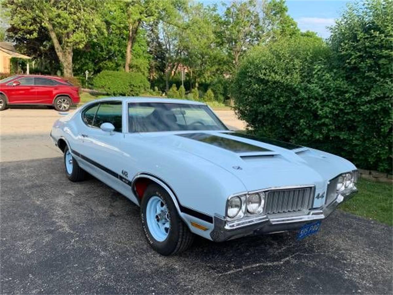 1970 Oldsmobile 442 (CC-1365786) for sale in Cadillac, Michigan