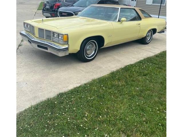 1976 Oldsmobile Delta 88 (CC-1365788) for sale in Cadillac, Michigan