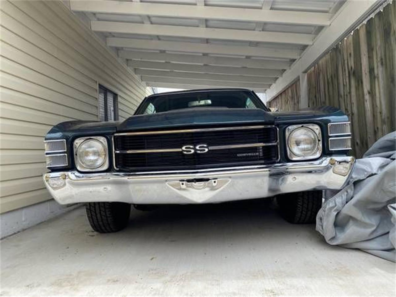 1971 Chevrolet Chevelle (CC-1365789) for sale in Cadillac, Michigan