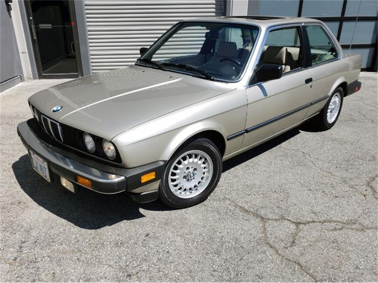1985 BMW 325 (CC-1365796) for sale in Cadillac, Michigan