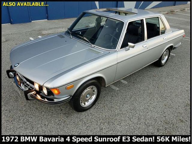 1972 BMW Bavaria (CC-1365797) for sale in Cadillac, Michigan