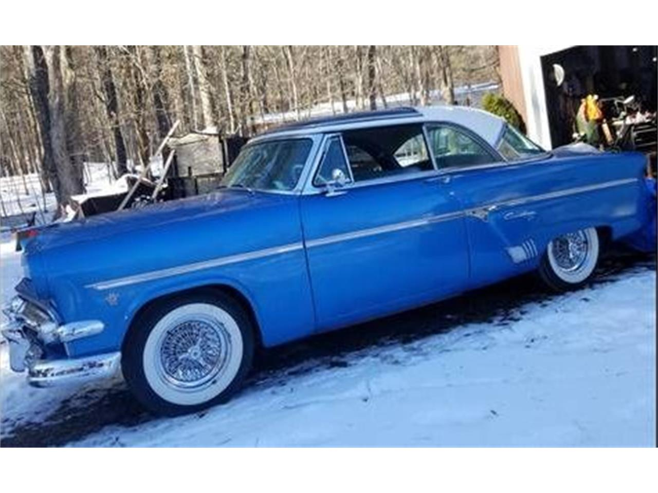1954 Ford Skyliner (CC-1365798) for sale in Cadillac, Michigan
