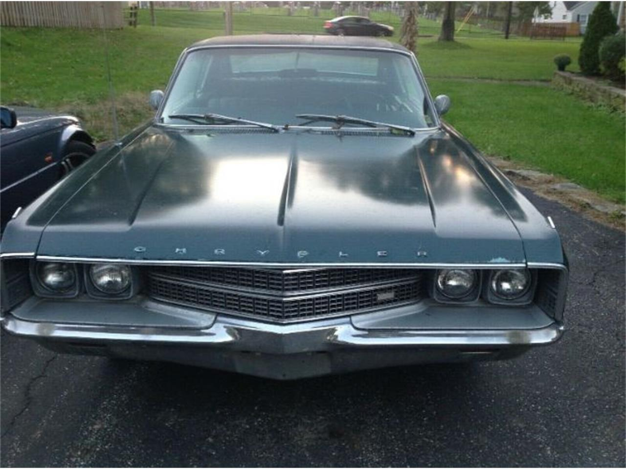 1968 Chrysler New Yorker (CC-1365800) for sale in Cadillac, Michigan