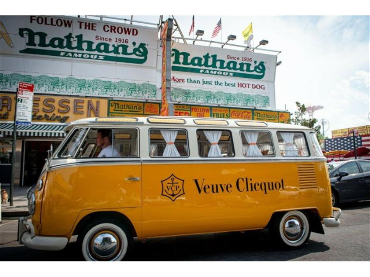 1974 Volkswagen Bus (CC-1365802) for sale in Cadillac, Michigan