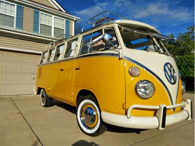1974 Volkswagen Bus (CC-1365802) for sale in Cadillac, Michigan