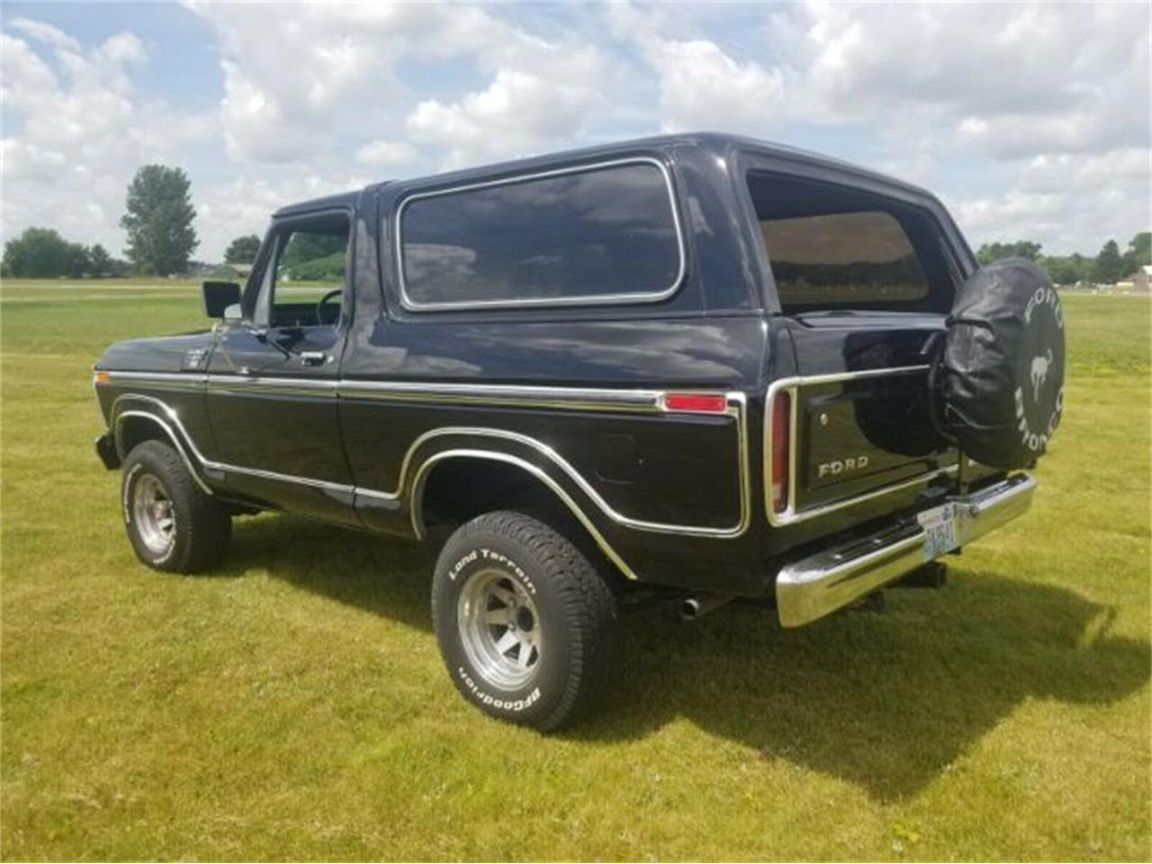 1978 Ford Bronco (CC-1365804) for sale in Cadillac, Michigan