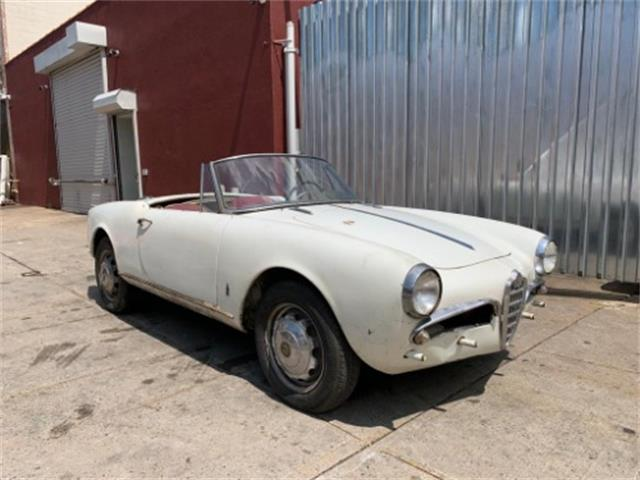 1962 Alfa Romeo Giulietta Spider (CC-1365816) for sale in Astoria, New York
