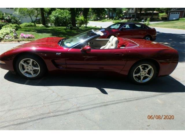 2003 Chevrolet Corvette (CC-1365822) for sale in Cadillac, Michigan