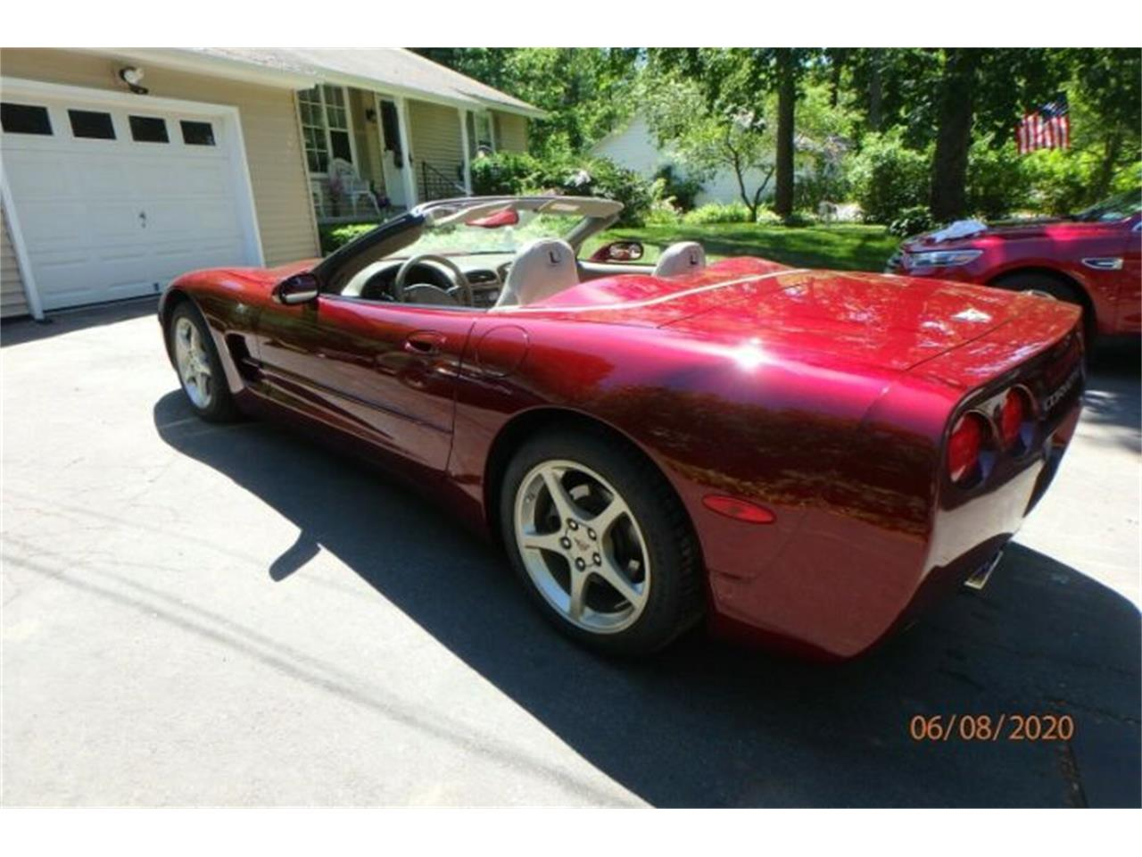 2003 Chevrolet Corvette (CC-1365822) for sale in Cadillac, Michigan