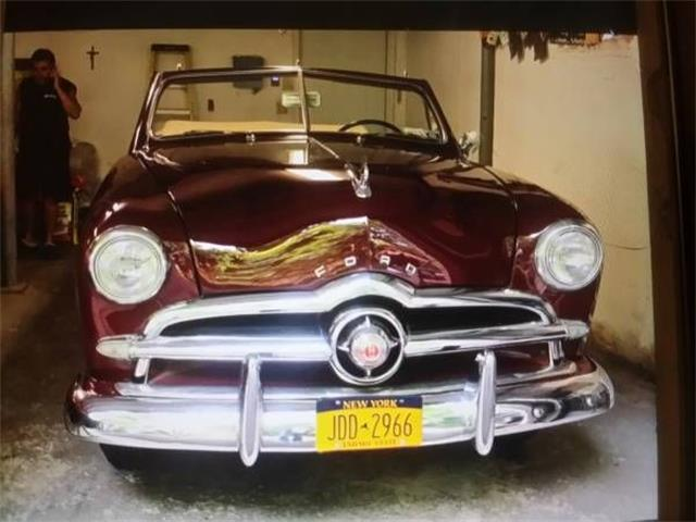1949 Ford Custom (CC-1365828) for sale in Cadillac, Michigan