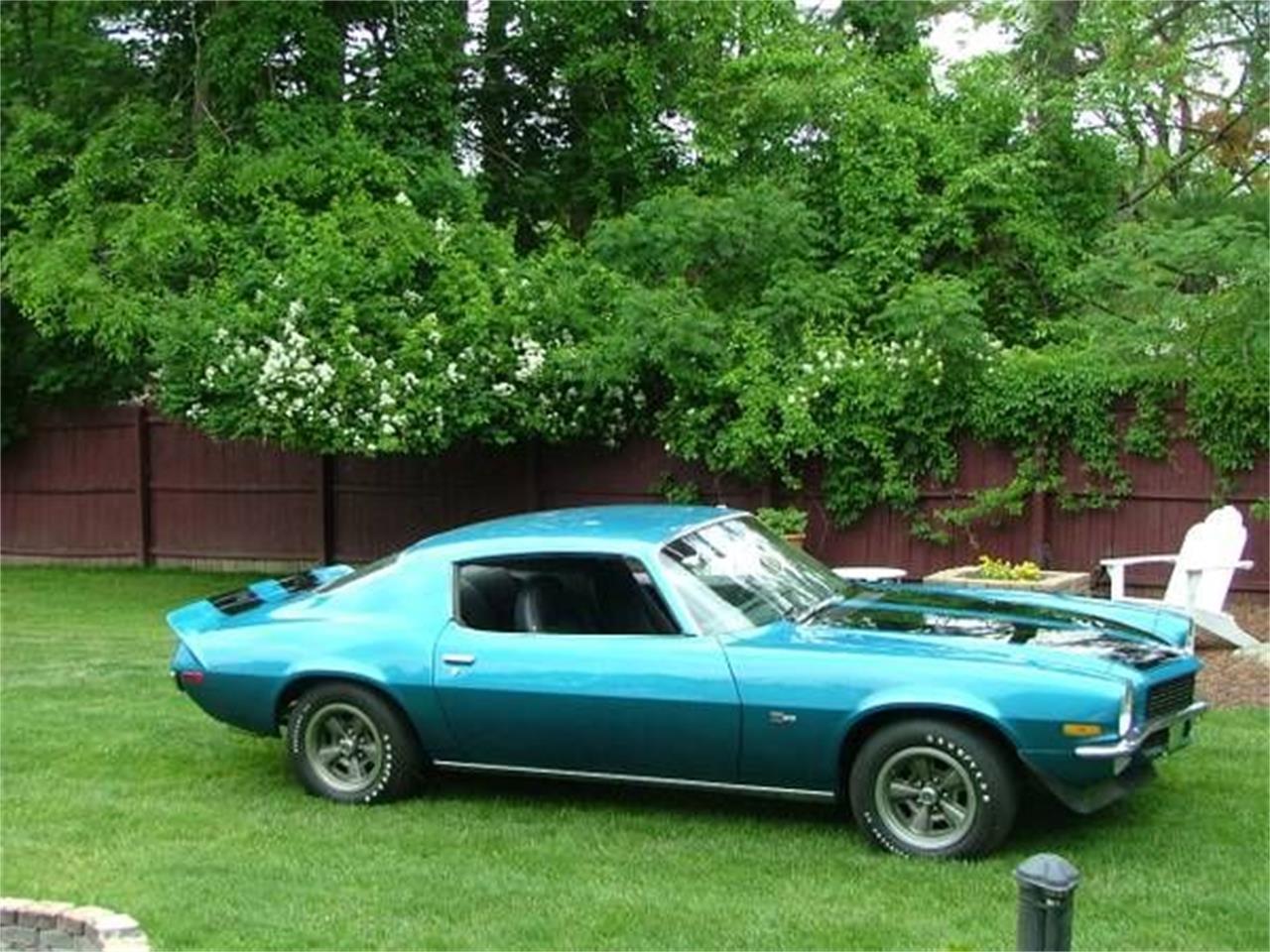 1971 Chevrolet Camaro (CC-1365831) for sale in Cadillac, Michigan