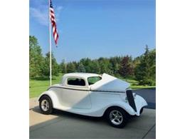 1934 Ford Coupe (CC-1365834) for sale in Cadillac, Michigan