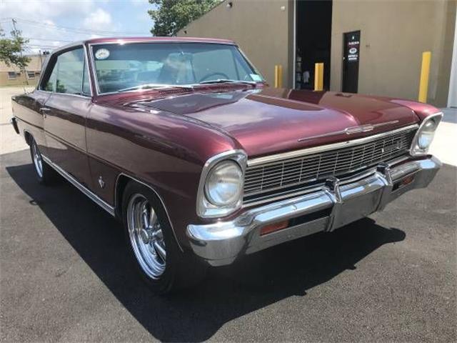 1966 Chevrolet Nova (CC-1365843) for sale in Cadillac, Michigan
