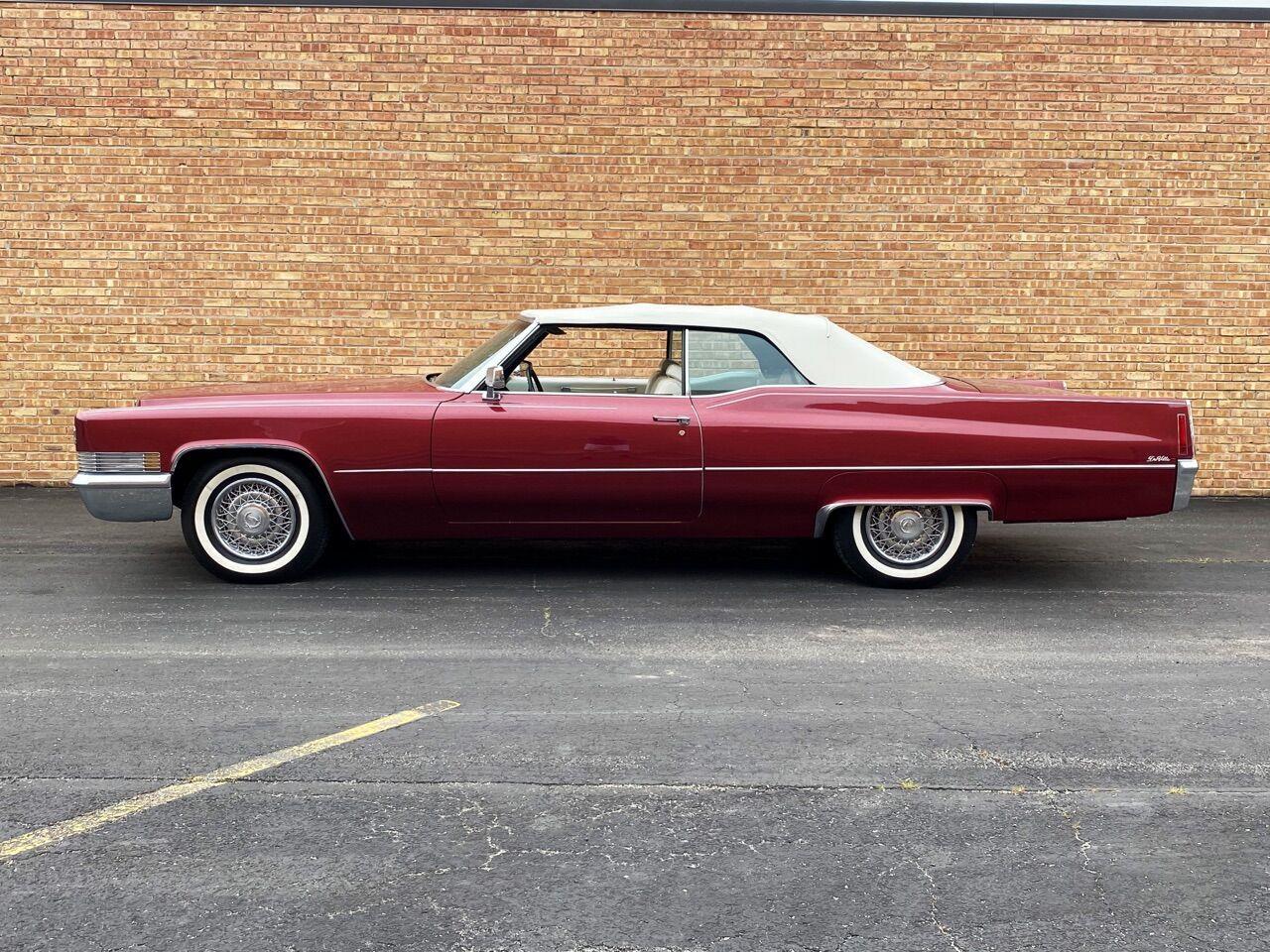 1970 Cadillac DeVille (CC-1365844) for sale in Addison, Illinois