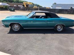 1967 Chevrolet Chevelle (CC-1365846) for sale in Cadillac, Michigan