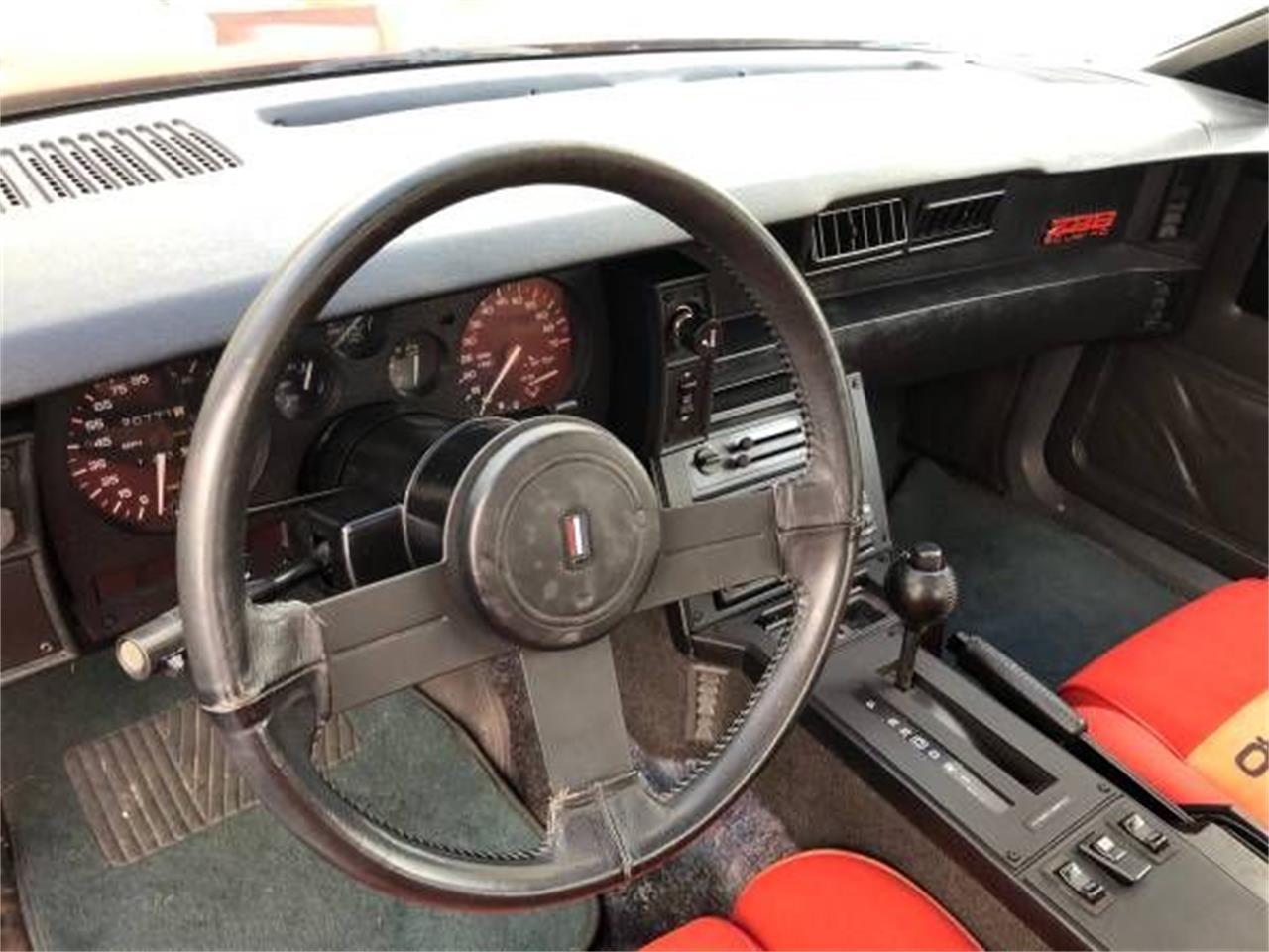1984 Chevrolet Camaro (CC-1365847) for sale in Cadillac, Michigan