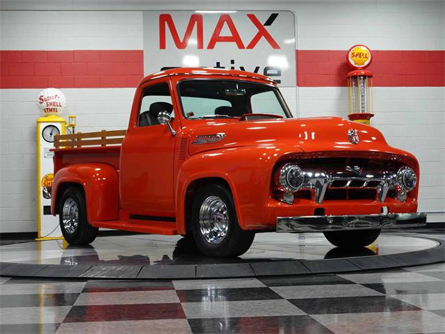 1954 Ford F100 (CC-1360585) for sale in Pittsburgh, Pennsylvania