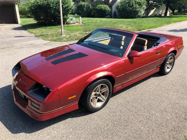1987 Chevrolet Camaro (CC-1365856) for sale in Milford City, Connecticut