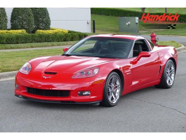 2007 Chevrolet Corvette (CC-1365873) for sale in Charlotte, North Carolina