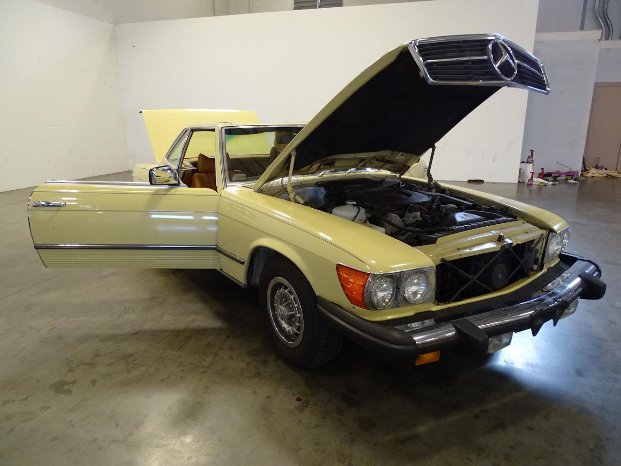 1977 Mercedes-Benz 450SL (CC-1365882) for sale in O'Fallon, Illinois