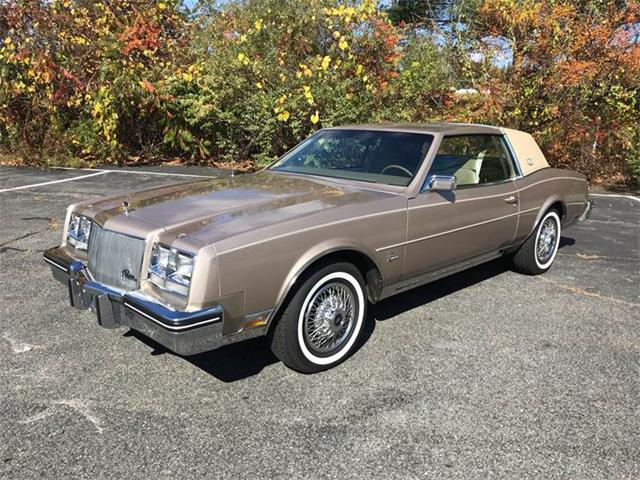 1985 Buick Riviera (CC-1365887) for sale in Westford, Massachusetts