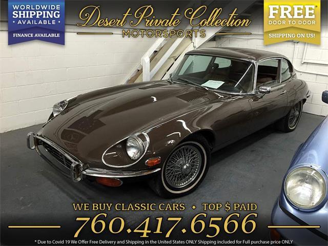 1973 Jaguar XKE Series III