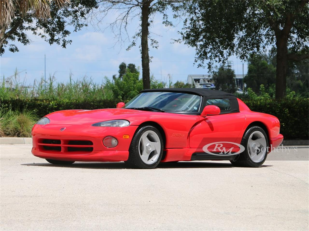 1994 Dodge Viper (CC-1365916) for sale in Auburn, Indiana