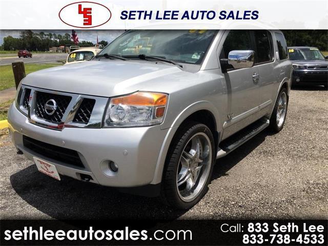 2009 Nissan Armada (CC-1365919) for sale in Tavares, Florida