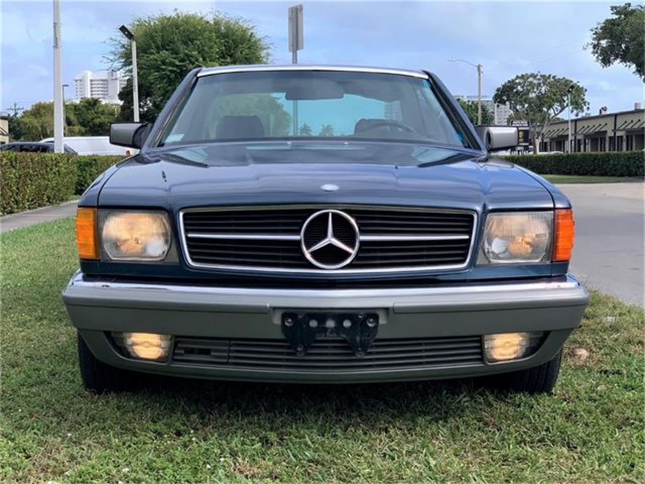 1984 Mercedes-Benz 500 (CC-1365930) for sale in Holly Hill, Florida