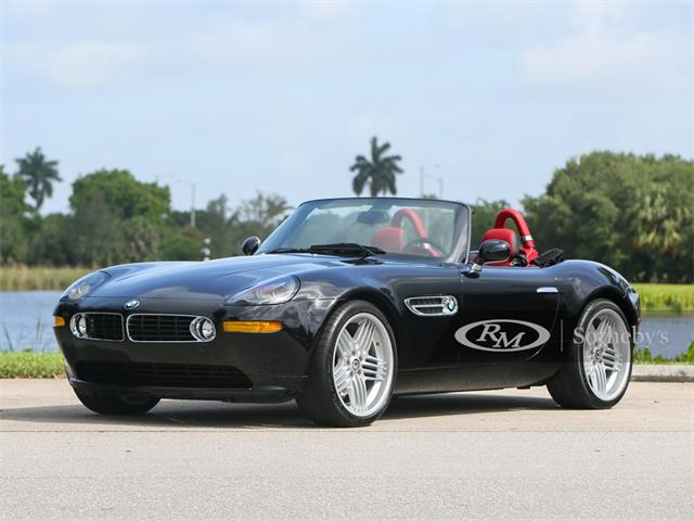 2003 BMW Z8 (CC-1365937) for sale in Monterey, California