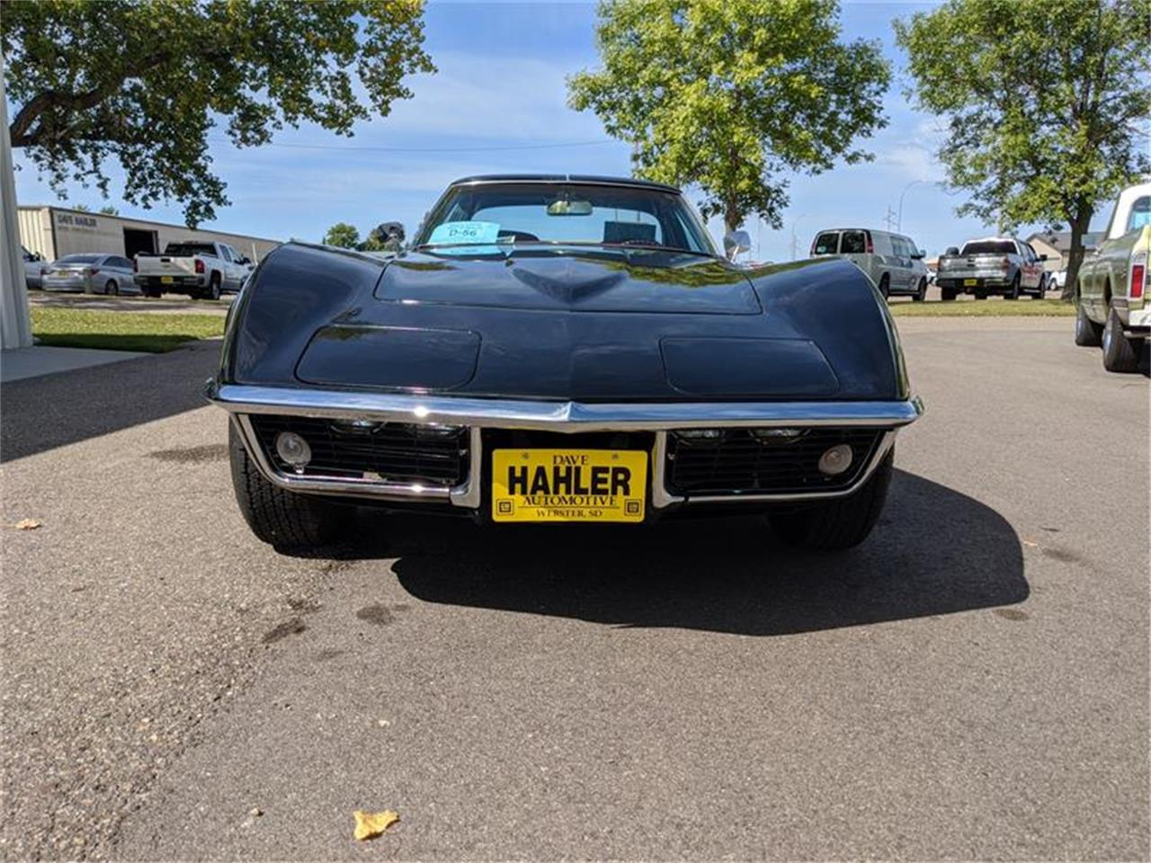 1968 Chevrolet Corvette (CC-1365948) for sale in Webster, South Dakota
