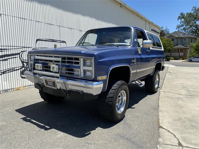 1988 Chevrolet Truck (CC-1360597) for sale in Fairfield, California