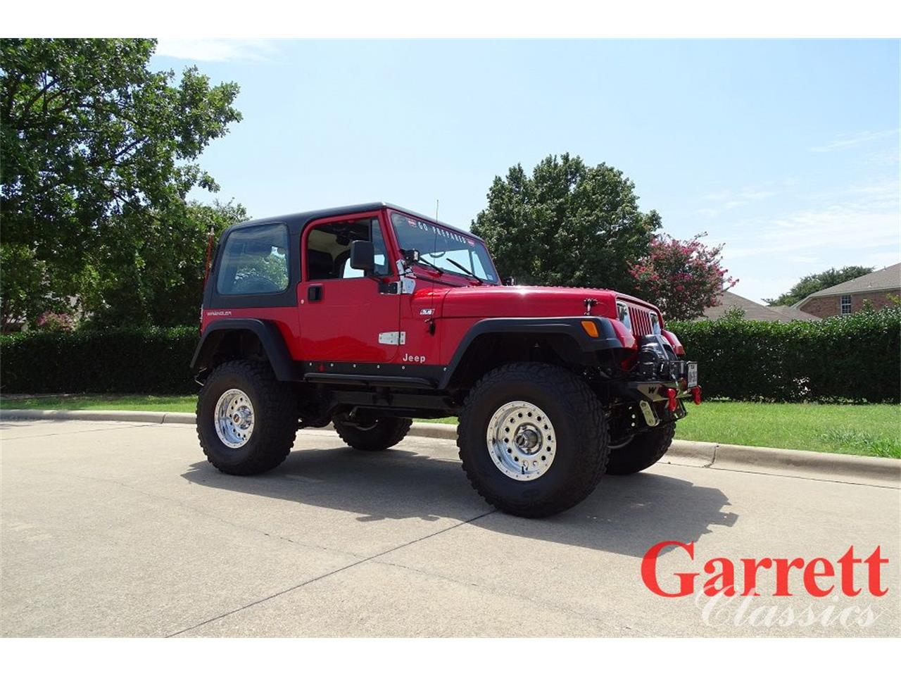 1995 Jeep Wrangler (CC-1365978) for sale in Lewisville, TEXAS (TX)