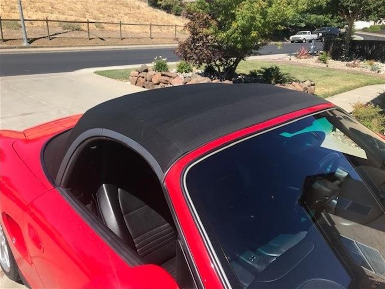 2000 Porsche Boxster (CC-1365984) for sale in Vacaville, California