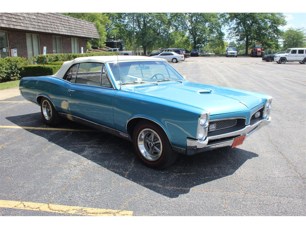 1967 Pontiac GTO (CC-1365986) for sale in Lake Zurich, Illinois