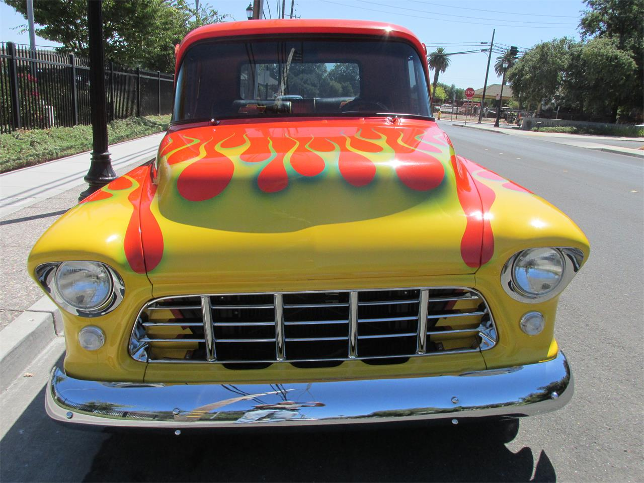 1956 Chevrolet 3100 (CC-1365987) for sale in WOODLAND, California