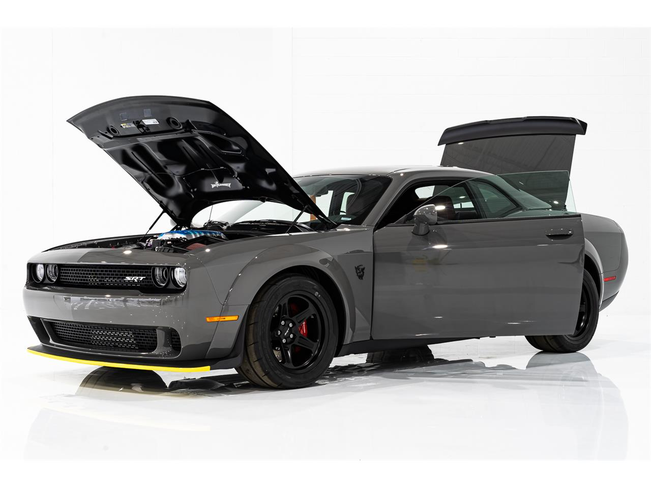 2018 Dodge Demon (CC-1365989) for sale in Montreal, Quebec