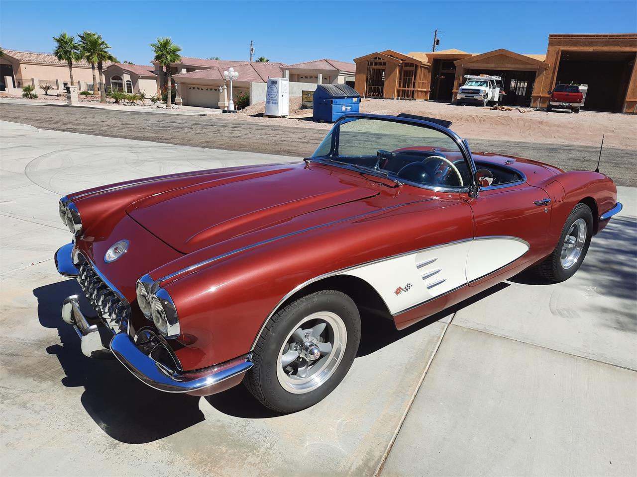 1960 Chevrolet Corvette (CC-1366005) for sale in Lake Havasu city, Arizona