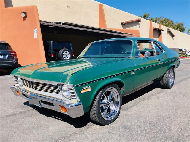 1972 Chevrolet Nova (CC-1366010) for sale in orange, California