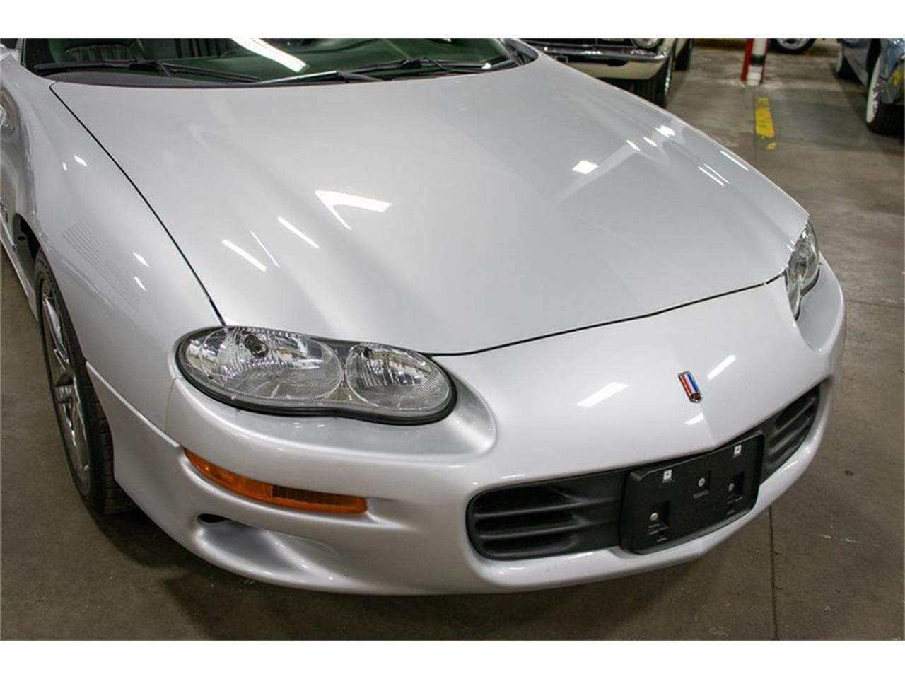 2002 Chevrolet Camaro (CC-1366016) for sale in Kentwood, Michigan