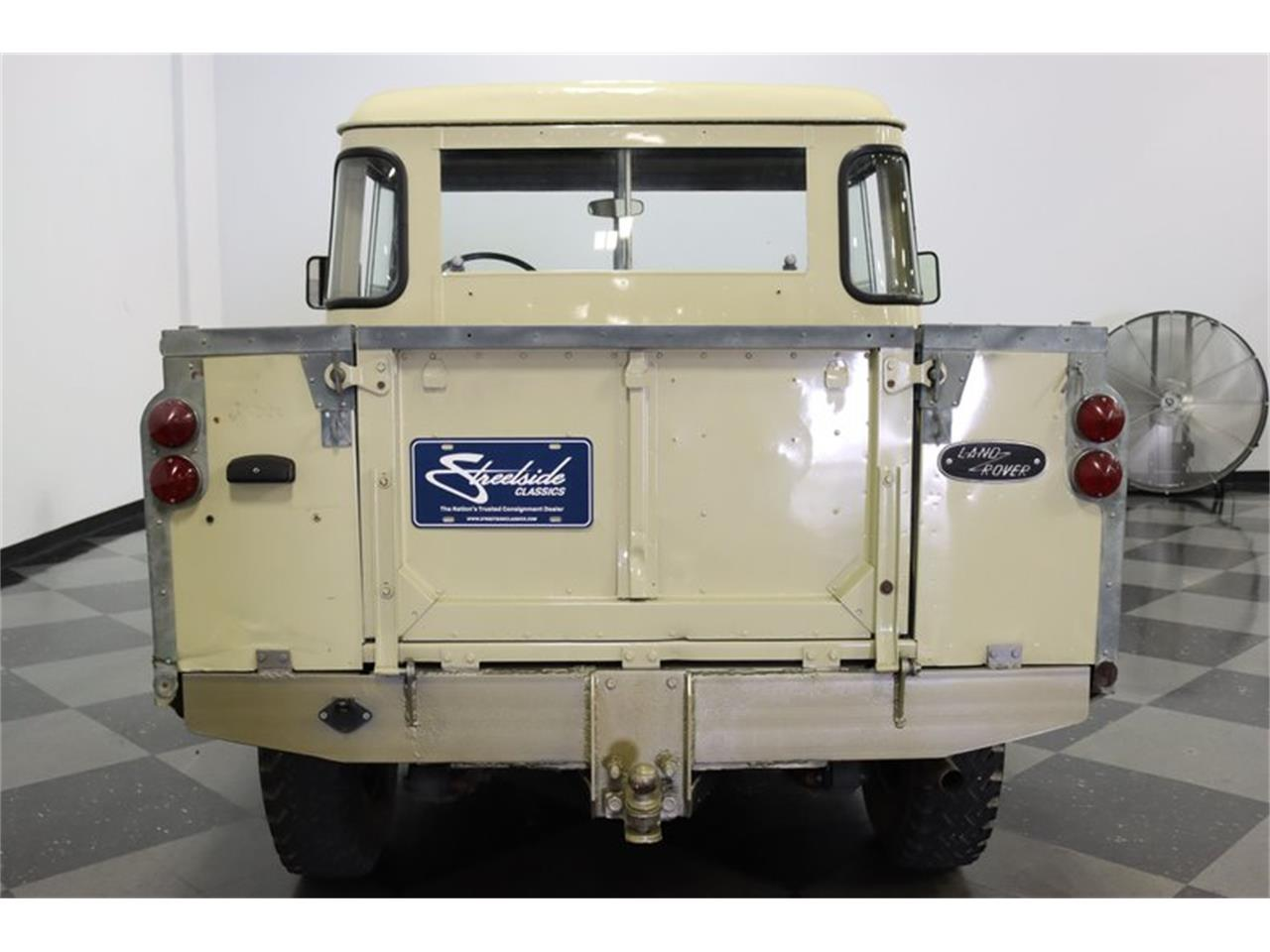 1966 Land Rover Series I (CC-1366017) for sale in Ft Worth, Texas