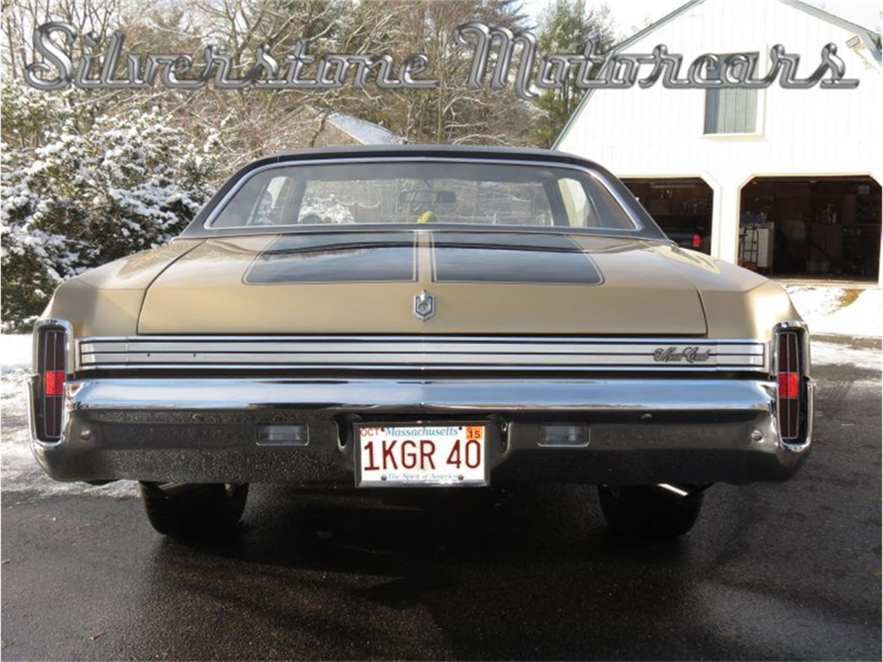 1972 Chevrolet Monte Carlo (CC-1360605) for sale in North Andover, Massachusetts